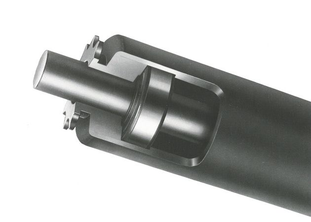 Lump material Power attached rollers – SRL